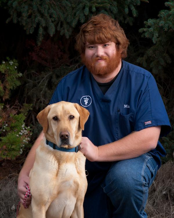 Matt Camarata ACT/ Veterinary Assistant at Valley Vet
