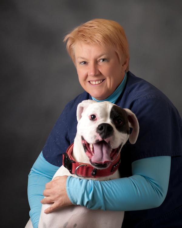 Vicki  Veterinary Technician since 2002
