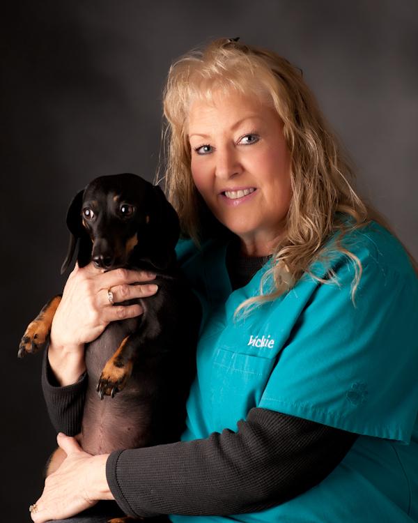 Vickie Ramsey Veterinary Receptionist at Valley Vet